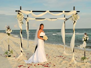 Gulf Shores condo photo - A Gulf Shores Plantation Beach Wedding