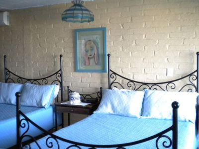 B&B Bedroom #2 Mujeres Azules Suite