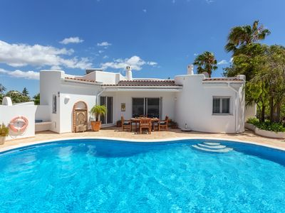 Very nice quiet country house with pool in Portimao, Alvor and surroundings