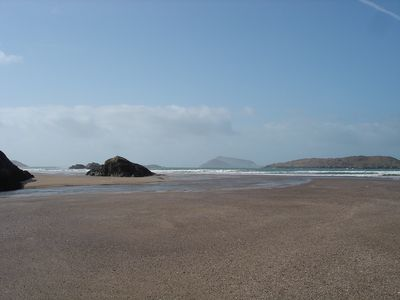 Beach at Derrynane