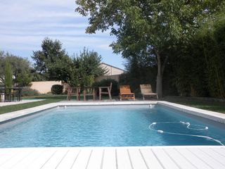 Aix-En-Provence villa photo - By the pool