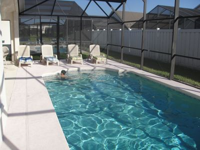Cumbrian Lakes villa rental - Swimming Pool