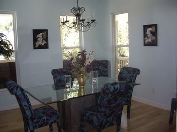 The formal dinning room for special occasions.