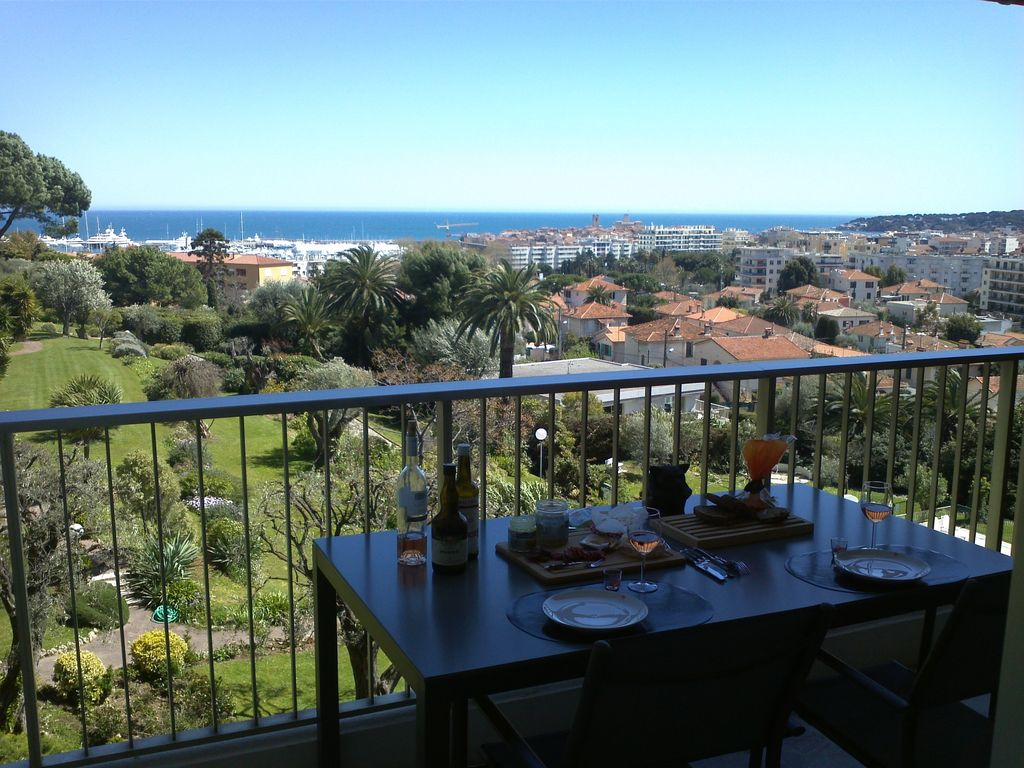 Zenazur: beautiful & peaceful sea view apartment with large ...