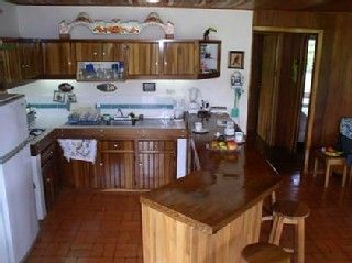Volcano Arenal house photo - a sweet little kitchen with all the tools to cook a delicious and healthy meal