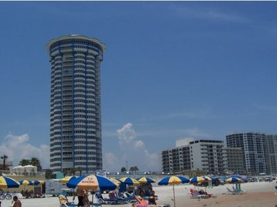 Bring your family to Daytona's tallest condo - on the World's Most Famous Beach!