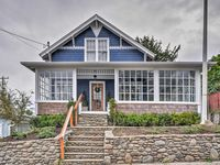 NEW!Historic 5BR Seaside Home Steps from the Beach