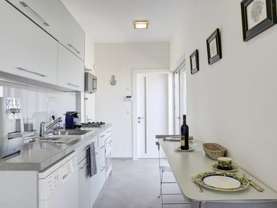 Tel Aviv apartment rental - Kitchen