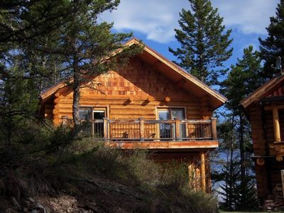 Livingston cabin rental - Blue Moon Cabin is located in a secluded location in Yellowstone Country.