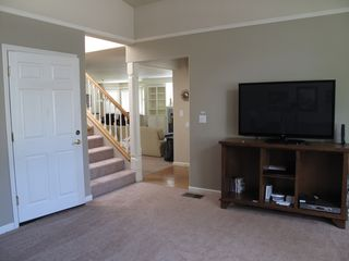 Family room with 50 inch HD TV, Cable, Blue-Ray DVD, and Wii Games - Montgomery Estates house vacation rental photo