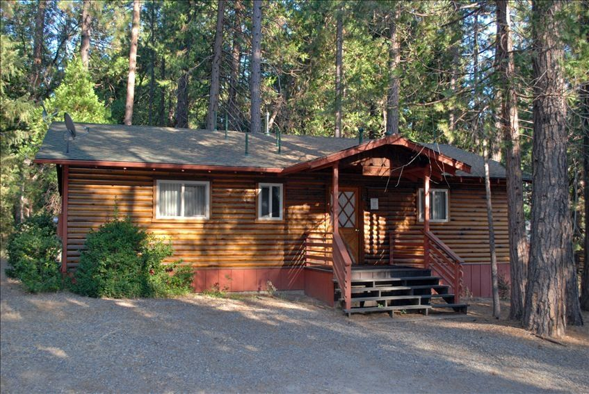 Vacation home in yosemite park amazing vrbo for Yosemite national park cabin rentals