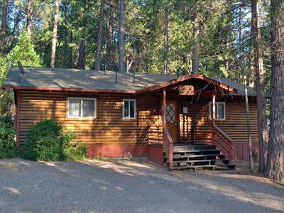 Cabins vacation rentals by owner yosemite national park for Cabins in yosemite valley