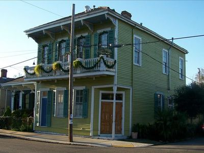 New Orleans apartment rental - Artist Penthouse over looking the Irish Channel 1 block from the Garden District