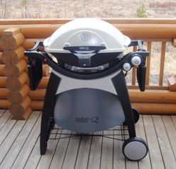 South Iceland cabin photo - The Weber – three configuration grill