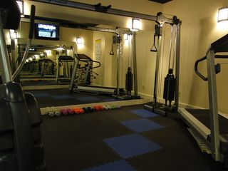Snow Blaze condo photo - Common area workout room