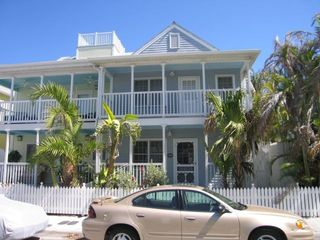 Key West townhome photo - View of front