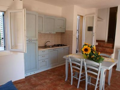 Comfortable apartment in the village center with swimming pool, 4 places