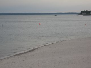 Laurel house photo - 2 minute walk to private beach Great Peconic Bay