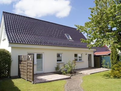 Comfortable detached holiday home in Barth for 2 persons