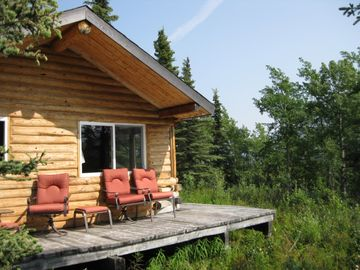 Berrypicker cabin - a haven of peace and beauty.
