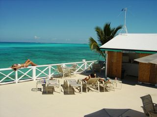 Great Exuma villa photo - Bougainvillea House Sky Deck