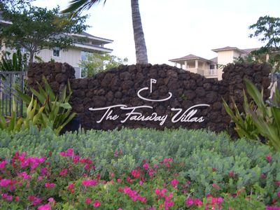 The Fairway Villas are centrally located - the best!