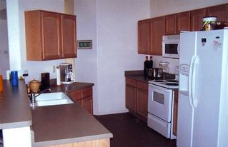 Lake Havasu City house photo - Walk thru kitchen with plenty of room.