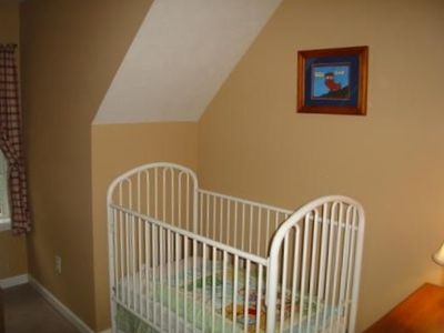 Bedroom 5 - Crib