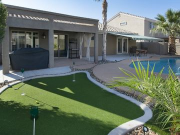 Avondale house rental - Golf enthusiasts will delight in the home's putting green.