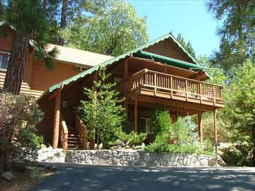 Bass Lake house rental