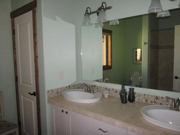 One of 4 bathrooms.