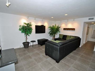 Sanibel Island condo rental - Living Room