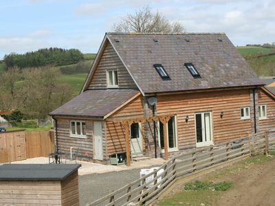 Newly Built Detached Barn With Private Drive Set In Lovely Countryside