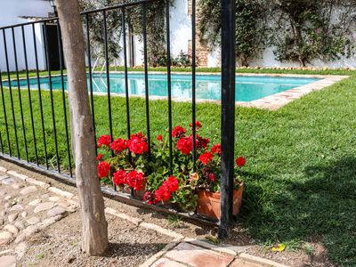 Renovated old house for Sleeps 14,  with swimming pool fireplace and barbecue - Casa del Pozo (  Sleeps 4 )