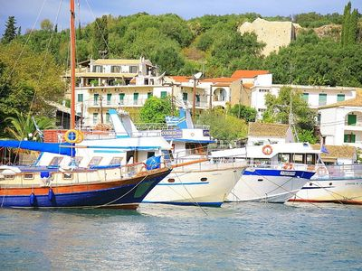 Kassiopi is Within Walking Distance