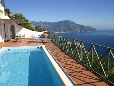 Cottage for 10 people with pool, in Amalfi Coast