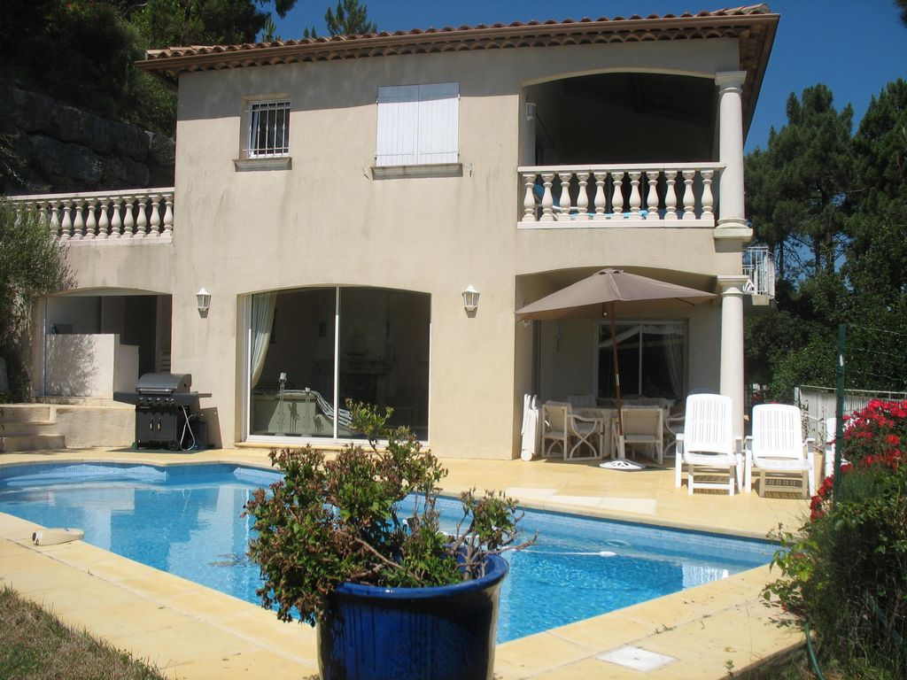 Holiday house, 180 square meters , Le Suquet