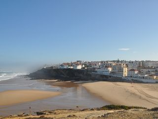 Colares house photo - Praia das Maçãs has golden sand and is free of rocks, a favorite of famil