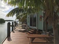 Hideaway In Key Largo With Ocean Access And Water Front.