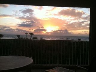 Cape Canaveral condo photo - Spectacular sunrises; awake to the soft sounds of the Atlantic ocean!