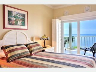 Key West condo photo - The Master has a queen bed & overhead fan.