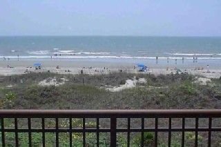 Isle of Palms condo photo - View from our Balconies-summer