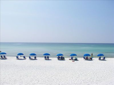 Beach at Emerald Shores!  You could be here!  Don't wait......