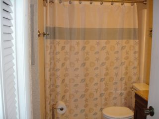 Carolina Beach condo photo - Remodeled Bathroom