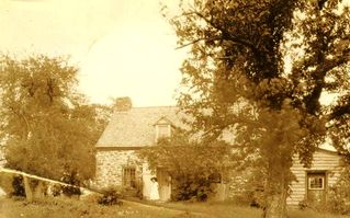 New Paltz cottage photo - 1932 Farm