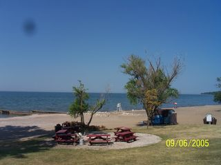 Vermilion house photo - THE BEACH