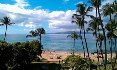 1/2 the View from our Lanai November 2011
