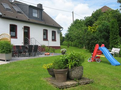 Our holiday house with 7 rooms on 120m2 offers plenty of space for your holiday