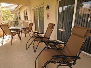 Port St. Lucie condo photo - Screened in Balcony Perfect for Relaxation