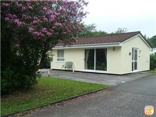 Pensilva bungalow rental - The bungalow in the peaceful Rosecraddoc grounds